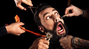 Taglia la barba al barbiere!