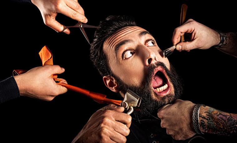 Taglia la barba al barbiere